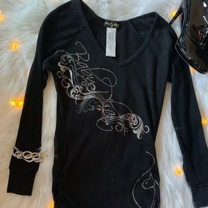 Baby Phat Long Sleeve Tee